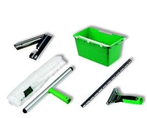 profi glasreinigungs set unger eimer tr ger einwascher trimmer top ebay. Black Bedroom Furniture Sets. Home Design Ideas