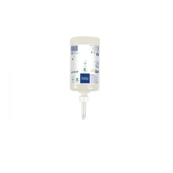 Tork Flüssigseife Mild 1000ml, S1 ( 1 Karton = 6 Flaschen )