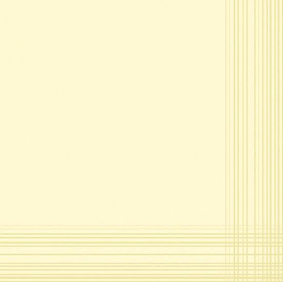 Duni Dunicel Servietten 41x41 Maitre cream  - 10x50 Stück
