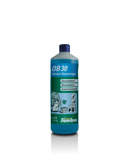 Cleanclub Alkohol-Glanzreiniger OB30 1 L