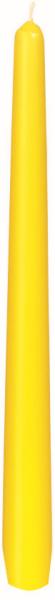 Duni Leuchterkerzen 250x22mm gelb - 2x50 Stück