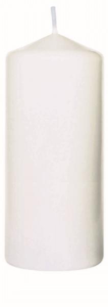Duni Stumpenkerzen 150x80mm weiss - 10x1 Stück