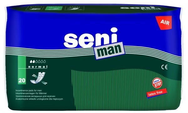 Seni Man Normal (1 Packung = 15 Stück)