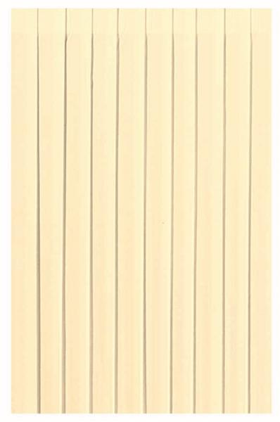 Duni DC Table Skirtings cream 72cm x 4m - 5x4m