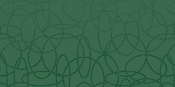 Duni Dunisilk+ Mitteldecke 84x84cm Circuits jägergrün - 100 Stück