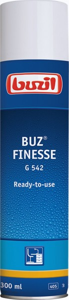 Buzil Holz- und Edelstahlpflege Buz® Finesse G542 - 300ml Flasche
