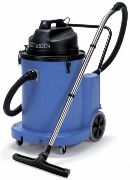 Numatic Wassersauger WVD1800DH-2, blau, inkl. Zubehörset BS7 (38mm)