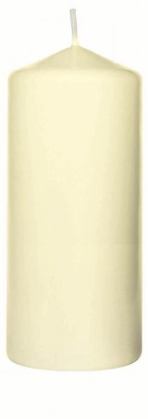Duni Stumpenkerzen 150x80mm cream - 10x1 Stück