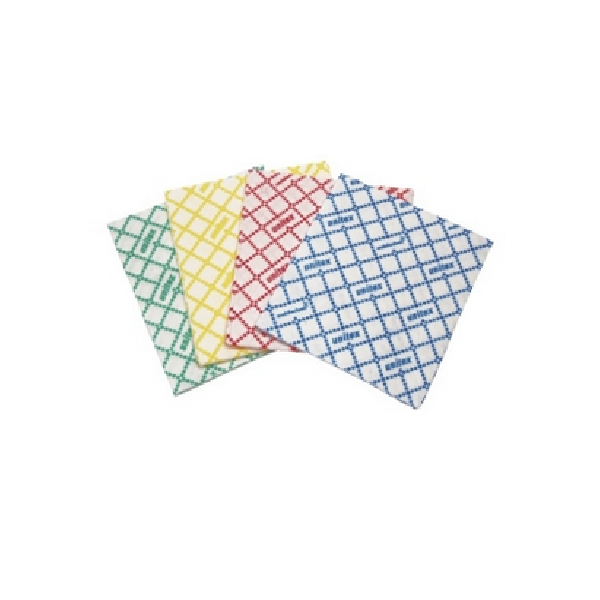 Cleanclub Unitex Mikrofasertuch Universaltuch rot 35x40cm - 10er Pack