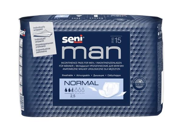Seni Man Normal ( 1 Packung = 15 Stück )