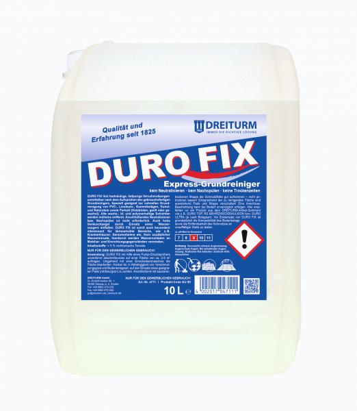 Dreiturm Grundreiniger Duro Fix 10L - 4711