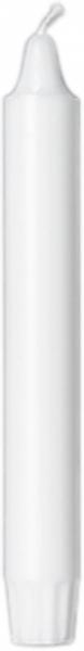 Duni Stearin Kerzen 20cm weiss - 5x30 Stück