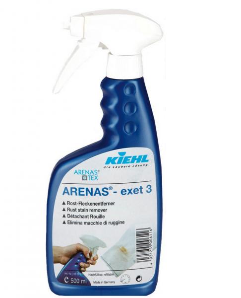 Kiehl ARENAS-exet 3 500ml Flasche Rost-Fleckenentferner