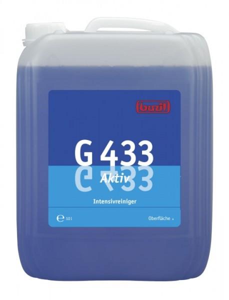 Buzil Intensivreiniger Aktiv G433 - 10L Kanister