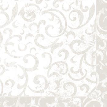 Duni Dunilin Servietten 48x48 Sarala white - 6x40 Stück