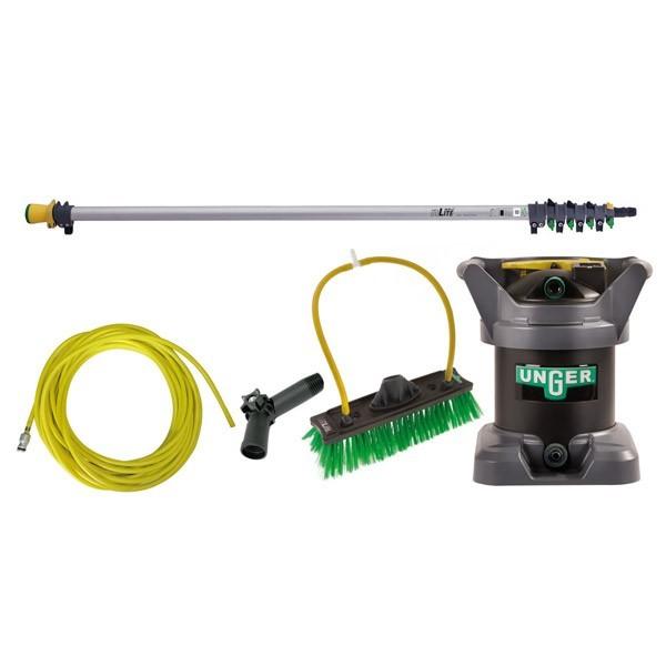Unger HiFlo nLite® HydroPower DI, Starter Set - DIK12