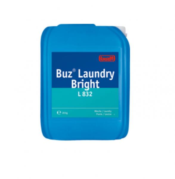 Buzil Flüssige Bleich- und Desinfektionskomponente Buz® Laundry Bright L832 - 20L Kanister