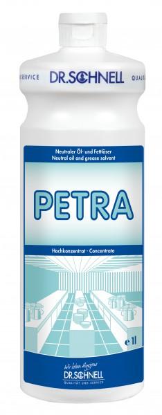 Dr. Schnell Petra 1,0 ltr. Flasche, Neutraler Öl- und Fettlöser - 00184