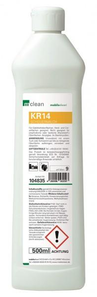 Cleanclub KR14 Scheuermilch 500ml Flasche