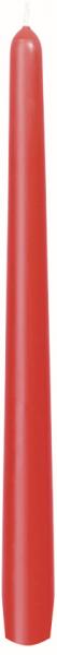Duni Leuchterkerzen 250x22mm rot - 2x50 Stück