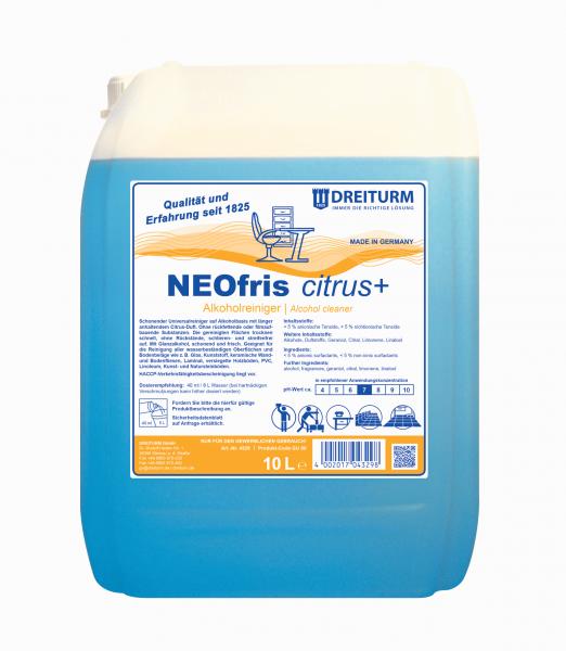 Dreiturm Neofris citrus+ 10L