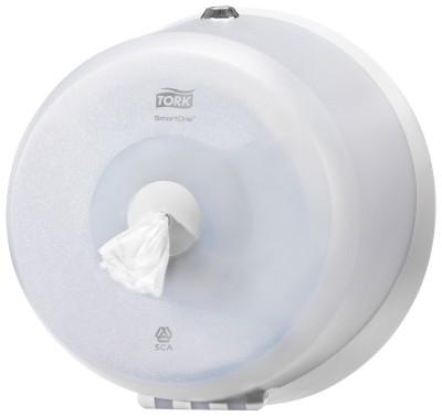 Tork SmartOne Mini Spender für Toilettenpapier - weiß - T9