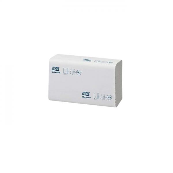 Tork Xpress Handtuchpapier Multifold 21,3x23,4cm, 2-lag, weiß, H2 (1 Karton = 20x237 Tücher )