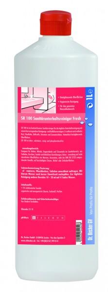 Dr. Becher Sanitärreiniger Fresh 1 l
