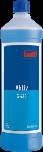 Buzil Intensivreiniger Aktiv G433 - 1L Flasche
