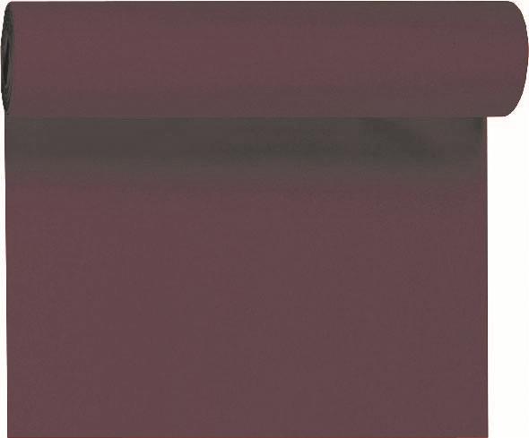 Duni DC Tête à Tête Tischläufer 0,4x24m plum - 6x1 Stück
