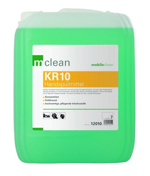 Cleanclub Handspülmittel KR10 10L Kanister