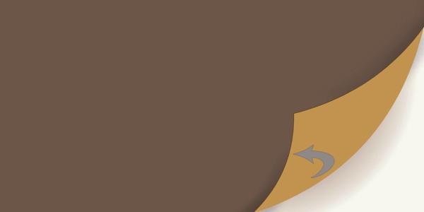 Duni Dunicel Mitteldecke 84x84 chestnut/honey  - 5x20 Stück