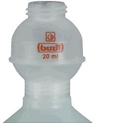Buzil Dosierkugel 20 ml, transparent für 1 l Flasche H623