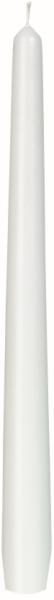 Duni Leuchterkerzen 250x22mm weiß - 2x50 Stück