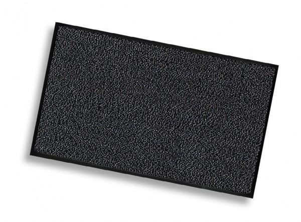 Nölle Schmutzfangmatte 120 x 180 cm schwarz-meliert # 797005