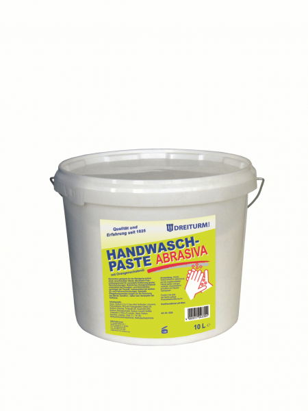Dreiturm Handwaschpaste Abrasiva Gold 10L - 4330