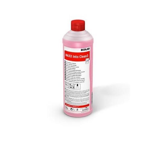 Ecolab Maxx Into Clean3 Sanitärreiniger - 1l Flasche