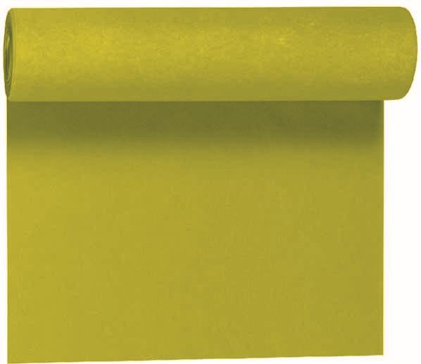 Duni DC Tete a Tete Tischläufer 0,4x24m kiwi - 6x1 Stück