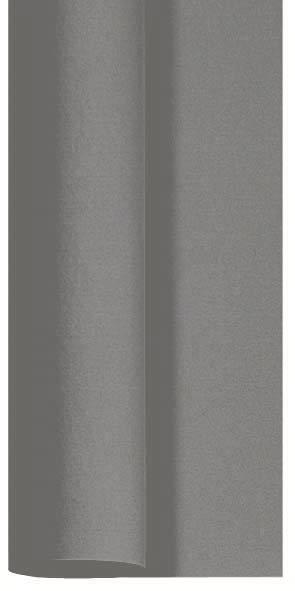 Duni Dunicel Tischdecke Rolle 10x1,18m granite grey - 6x1 Stück