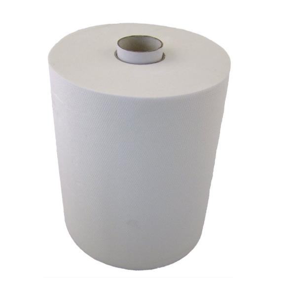 Handtuchpapierrolle 2-lag. 24cm x 140m (1 Packung = 6 Rollen )