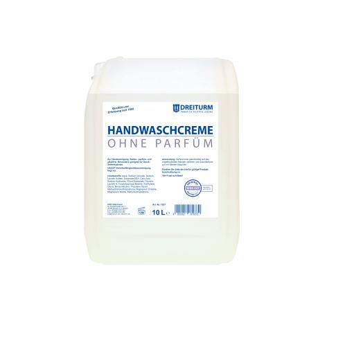 Dreiturm Handwaschcreme ohne Parfüm 10L - 7937