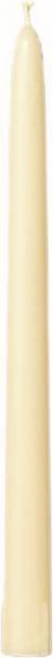 Duni Spitzkerzen 260x22mm cream  - 10x10 Stück