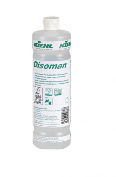Kiehl Disomann Handspülmittel-Superkonzentrat 1,0 ltr. Flasche