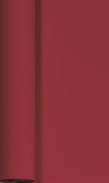 Duni Dunicel Tischdecke Rolle 10x1,18m bordeaux - 6x1 Stück