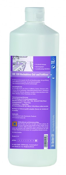 Dr. Becher Öl- und Fettlöser 1,0 Ltr.