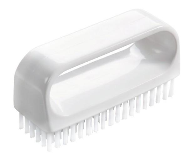 Haug Handwaschbürste mit Bügel weiß