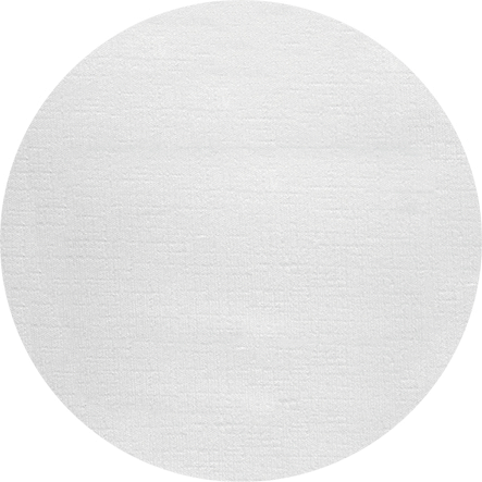 Duni Evolin Tischdecke rund Ø 180cm, weiss - 15 Stück