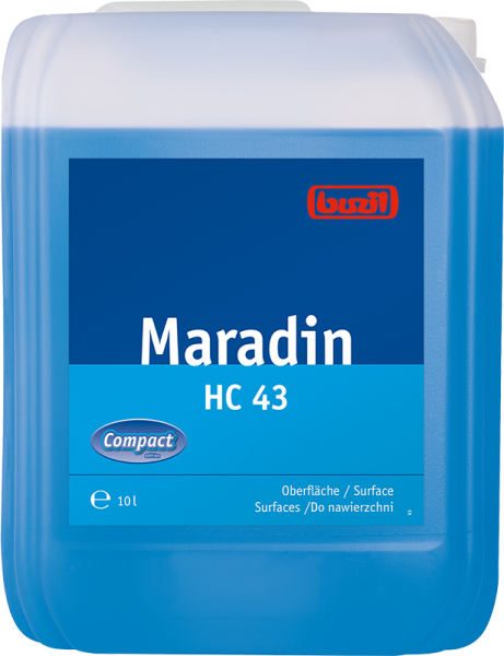 Buzil Maradin HC43 - 10L Kanister