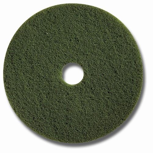 """Glit Floor Superpad - grün - Ø 16"""" = 406 mm"""