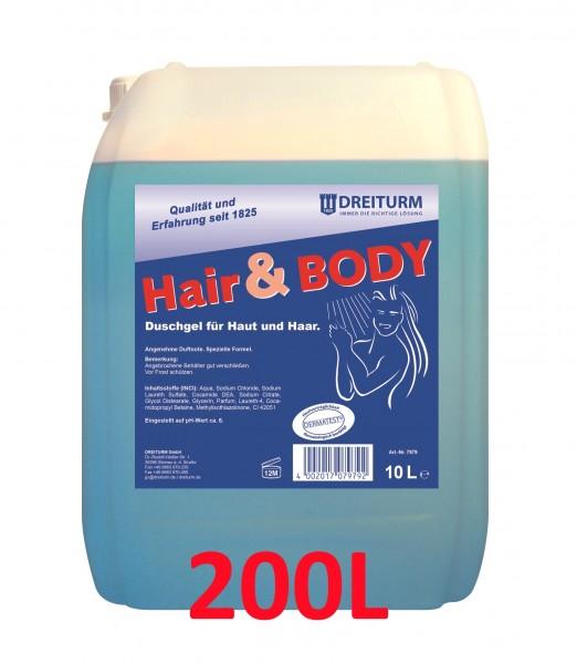 Dreiturm Hair & Body 200L- Fass - 7986